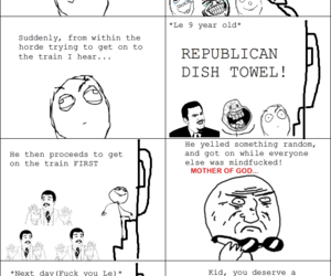 rage and rage comics image