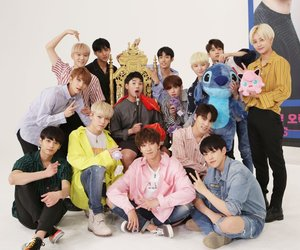 Seventeen and kpop image