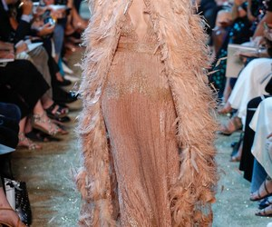 elie saab, haute couture, and model image