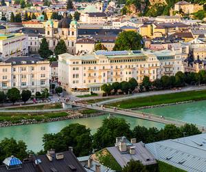 austria and salzburg image