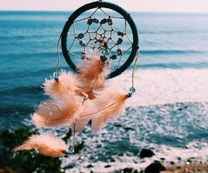 dreamcatcher, dreams, and summer image