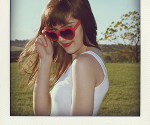 girl, lolita, and red lips image