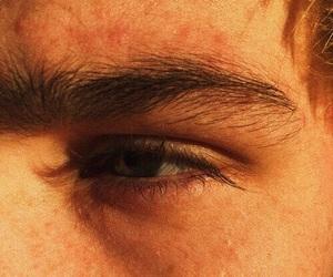 aesthetic, eyebrows, and eyes image