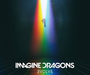 evolve, imagine dragons, and music image