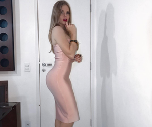 blonde, body, and br image