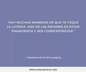 amor, libros, and frases en español image