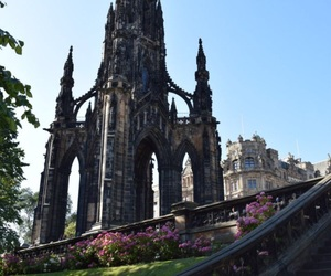 scotland and edinburgh image