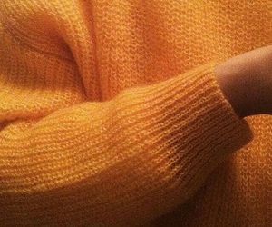 orange and sweater image