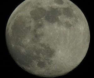 beauty, moon, and sky image