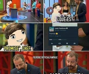 memes, one direction, and español image