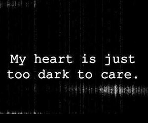 heart, dark, and slipknot image