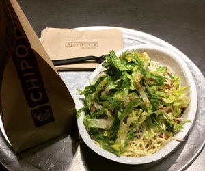 chipotle, delicious, and dinner image