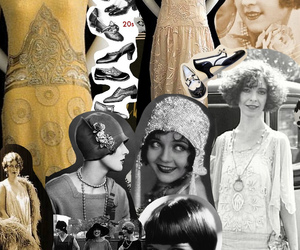 1920s, fashion, and girl image