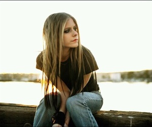 Avril Lavigne, music, and blonde image