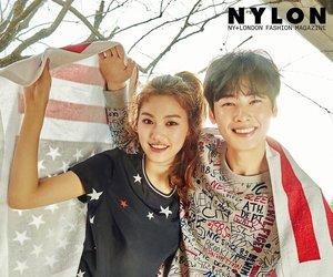 fashion, magazine, and kim doyeon image