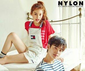 doyeon and eunwoo image