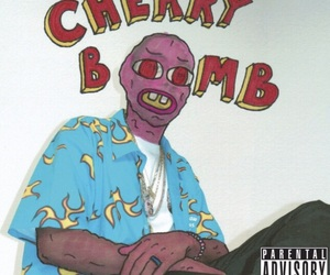 tyler the creator and cherry bomb image