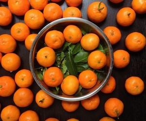 clementines, fruit, and orange image