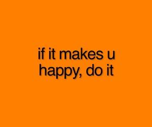 happiness, happy, and orange image