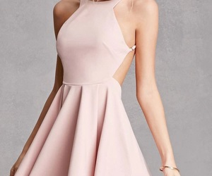 dress, fashion, and cute image