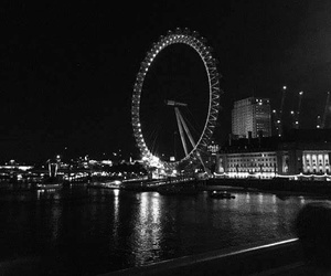summer, 🎡, and londoneye image