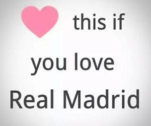 love, real madrid, and bale image