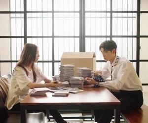 kdrama, lee se young, and cha eun woo image