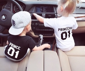 baby, prince, and princess image