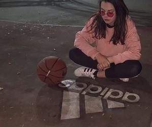 adidas, Basketball, and disneyland image