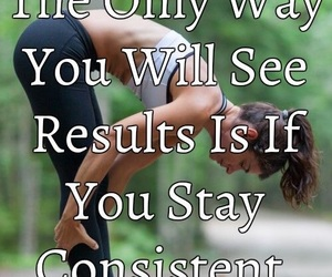 motivation, fitness, and goals image