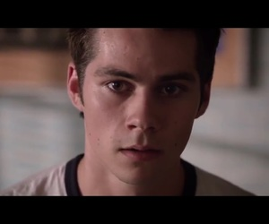 teenwolf, dylan obrien, and stiles image