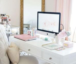 photography, pink, and room image
