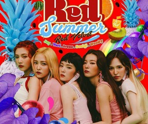 joy, irene, and red flavour image