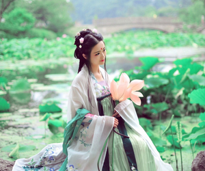 chinese, tradition, and hanfu image