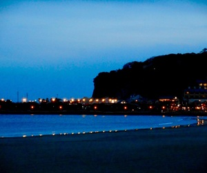 神奈川県, 江ノ島, and 海岸 image
