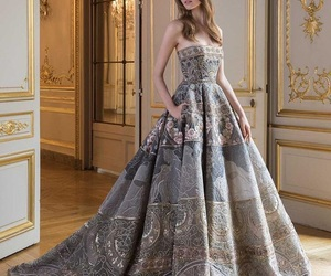 dress, model, and paolosebastian image