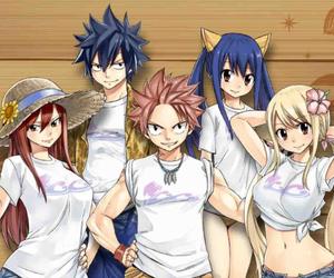 happy, manga, and fairy tail image