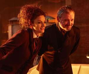 doctor who, master, and missy image