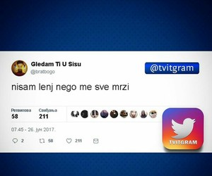 balkan, tviter, and tweet image