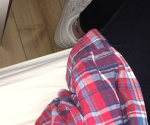 puma, flannels, and ootd image
