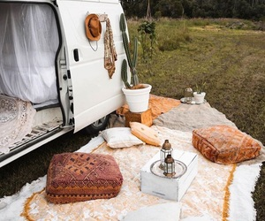 nature, hippie, and travel image