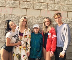 models, daisy clementine, and pyper america image