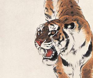 animal, art, and beauty image