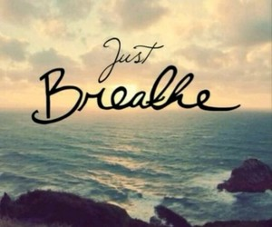 breathe, inspire, and life image