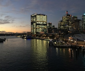 Sydney, view, and urban image