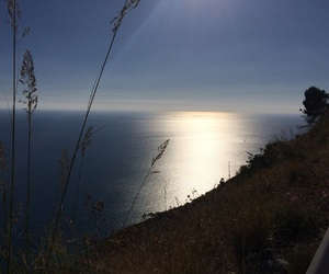 italy, sole, and mare image