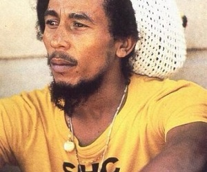 bob marley and love image