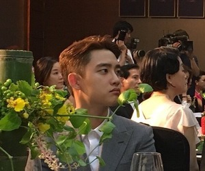 exo and do kyungsoo image