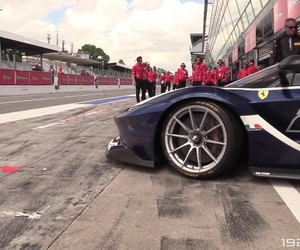 monza, laferrari, and fxx k image