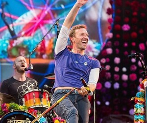 Chris Martin, coldplay, and will champion image